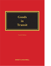 Goods In Transit, 4th Ed. now available!